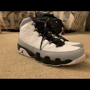 Air  Jordan 9 Barons